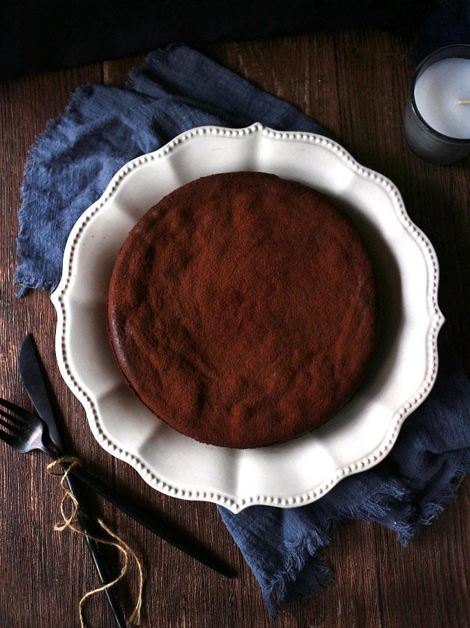 5 樣食材 濃郁法式巧克力蛋糕 fondant-au-chocolat-formage-blanc (3)