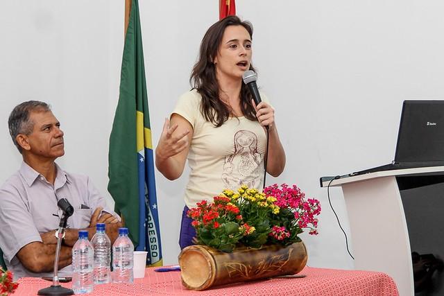 """Bel Coelho: """"agricultura familiar, agroflorestal e orgânica é o futuro"""""""