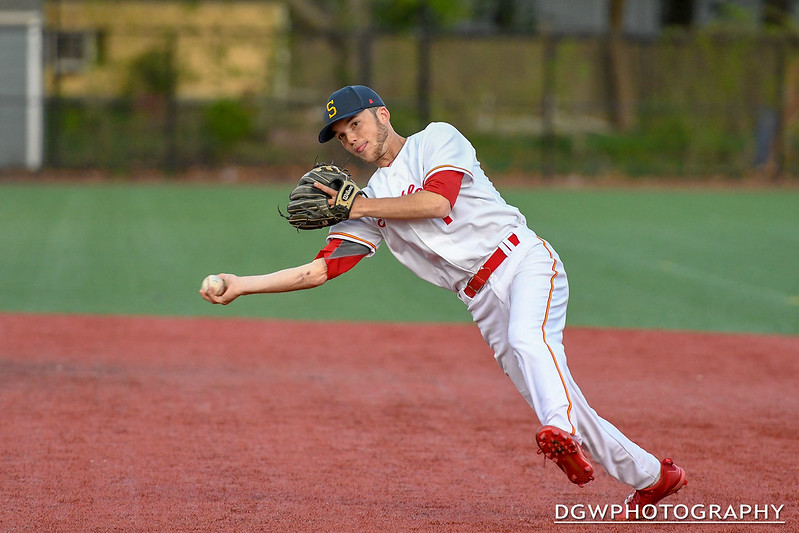 Pomperaug vs. Stratford High - High School Baseball