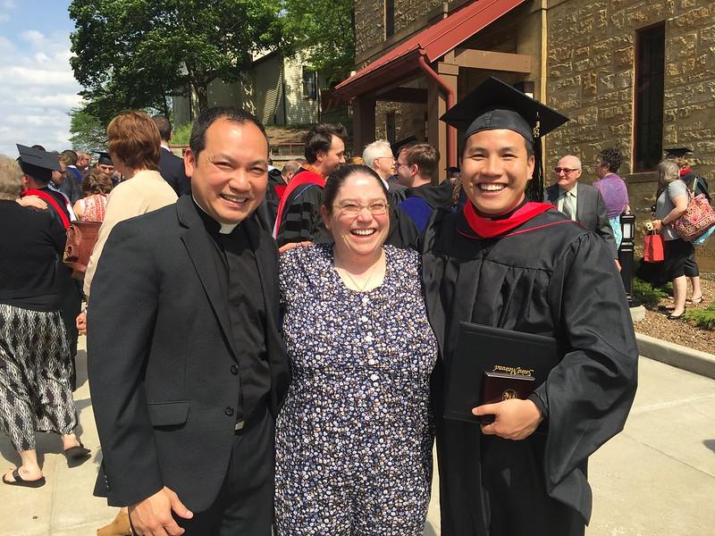 St. Meinrad graduation 2018