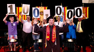 Eye on UMSL: 100,000th graduate!