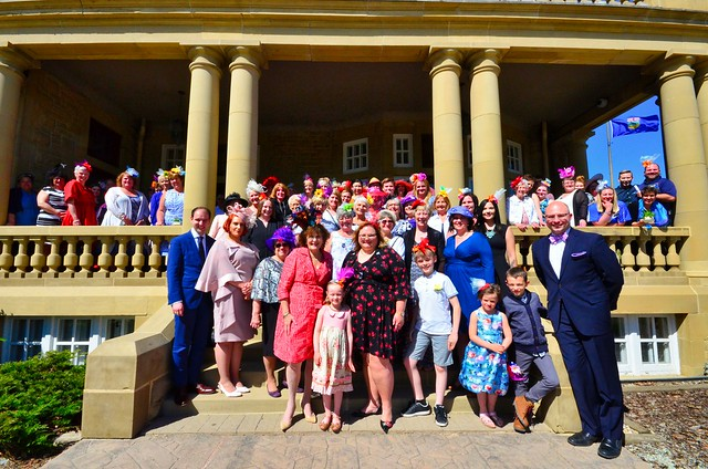 Government House Spring Tea 2018