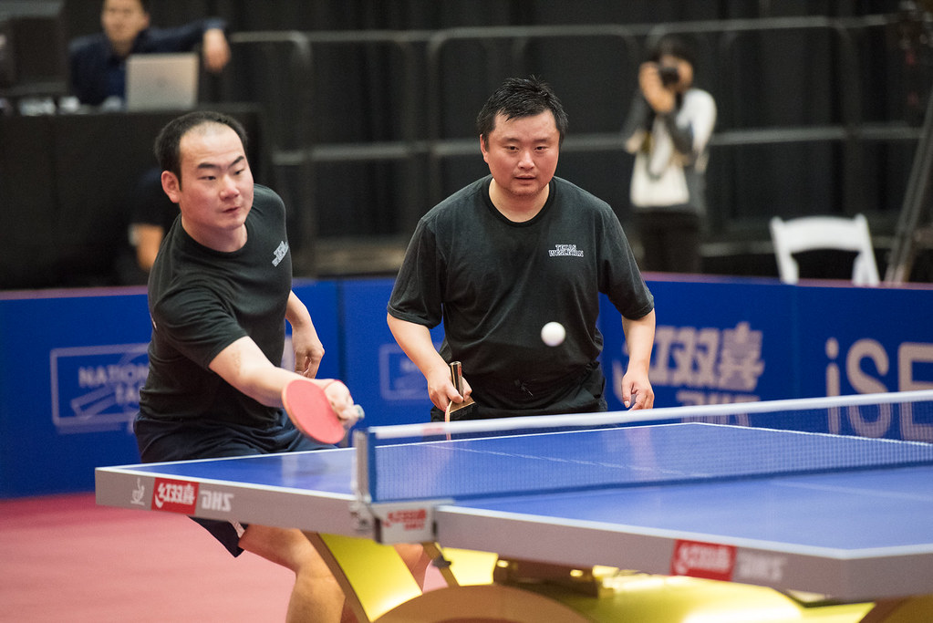 2018 College Table Tennis National Championships