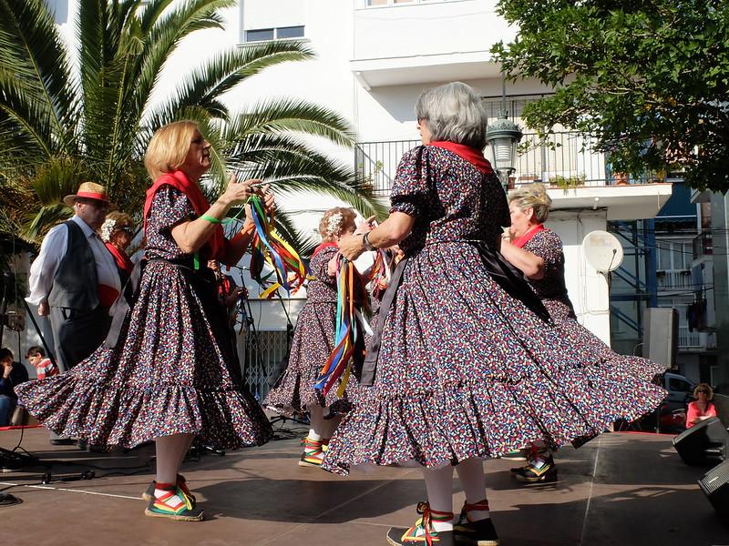 Dia del folklore Nerja 2018