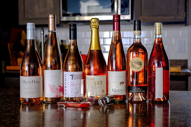 The 2018 Summer Rosé Selection