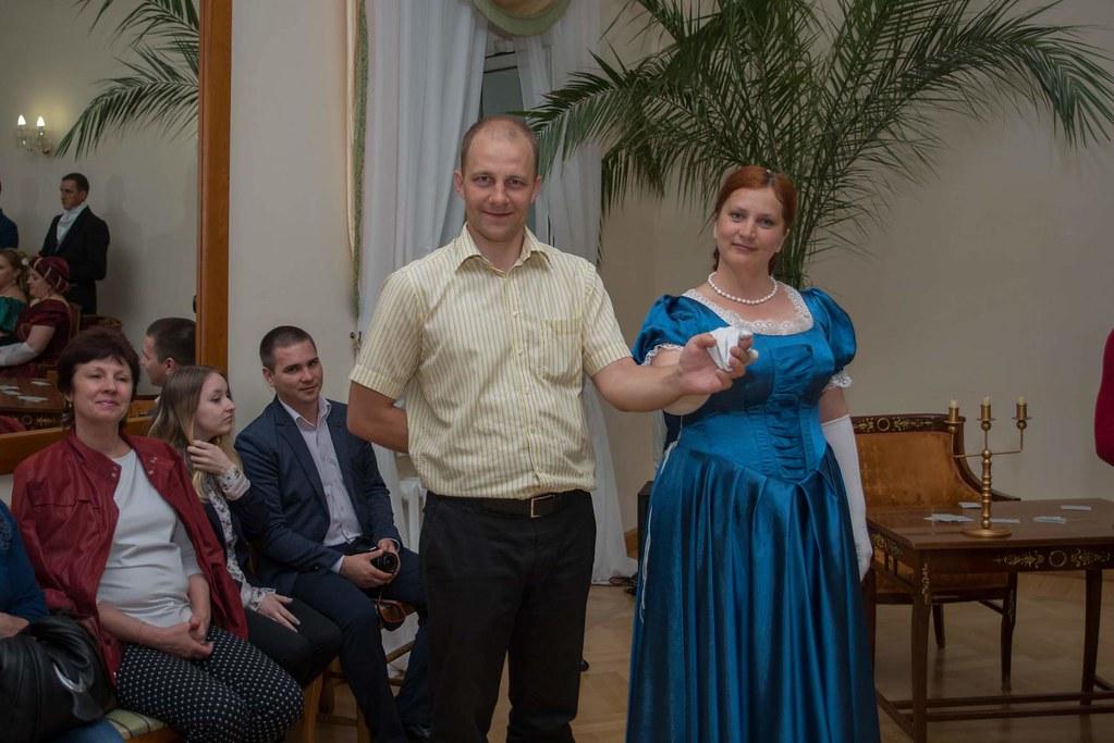 Акция «Ночь в музее» 19.05.2018 г. в музее «Тарханы», фото В.А. Курносова