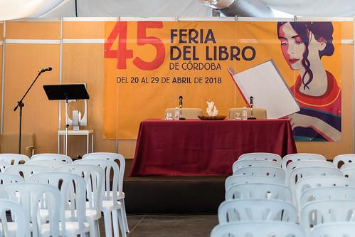 20180420 Inauguración feria del libro 2018