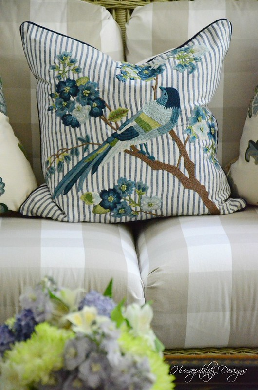 Sunroom Pillow-Housepitality Designs