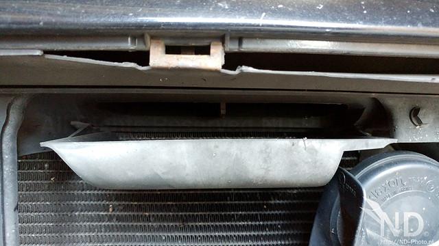 Volvo S80 2.4T Default Air Intake