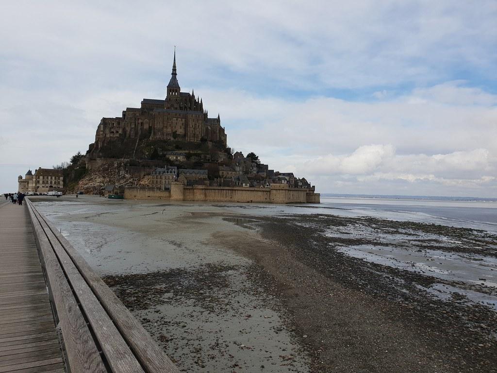 聖米歇爾山 Mont-Saint-Michel-1