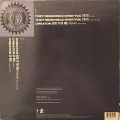 PETE ROCK & C.L. SMOOTH:THEY REMINISCE OVER YOU(T.R.O.Y.)(JACKET B)