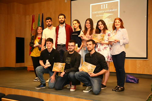 Entrega de premios del III Certamen Literario Dos Hermanas