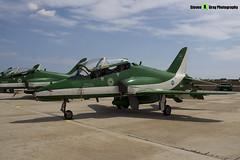 8806 - 6Y020 - Saudi Hawks - Royal Saudi Air Force - British Aerospace Hawk 65A - Luqa Malta 2017 - 170923 - Steven Gray - IMG_0279