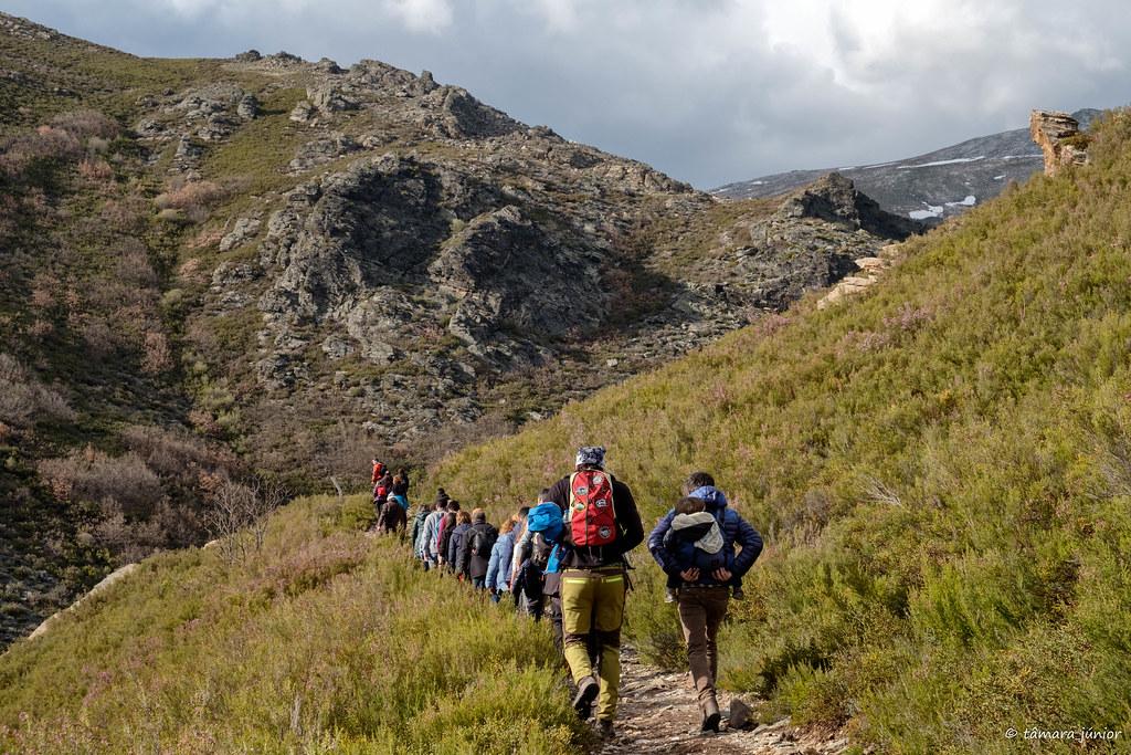 38.- 2018.- Sanábria - Caminhada Vados de San Ciprián (190)
