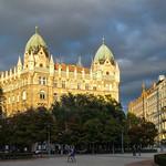 Budapest @ dusk
