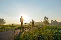 Vltava Run 2018: Když cesta je cíl
