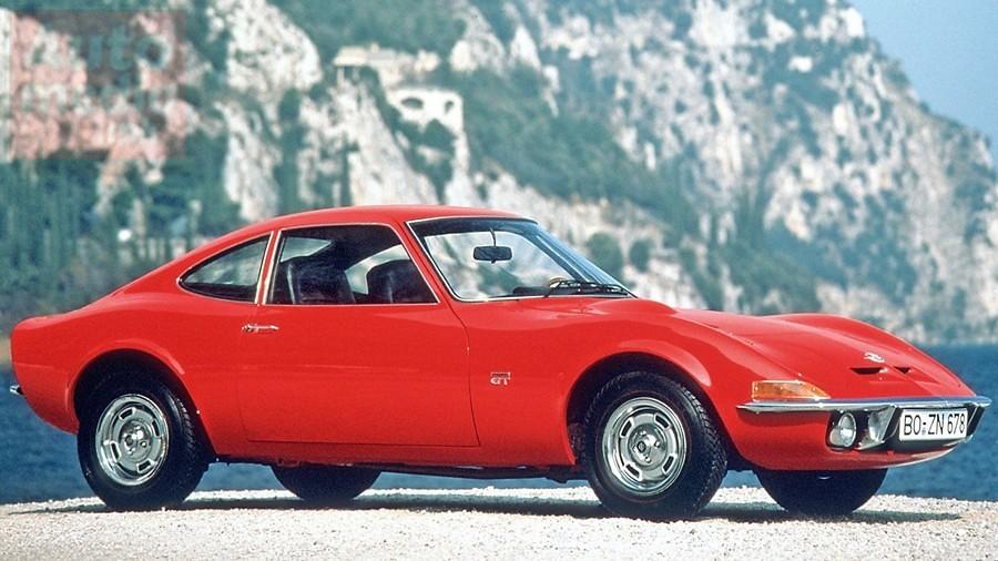 Opel GT istorija 19