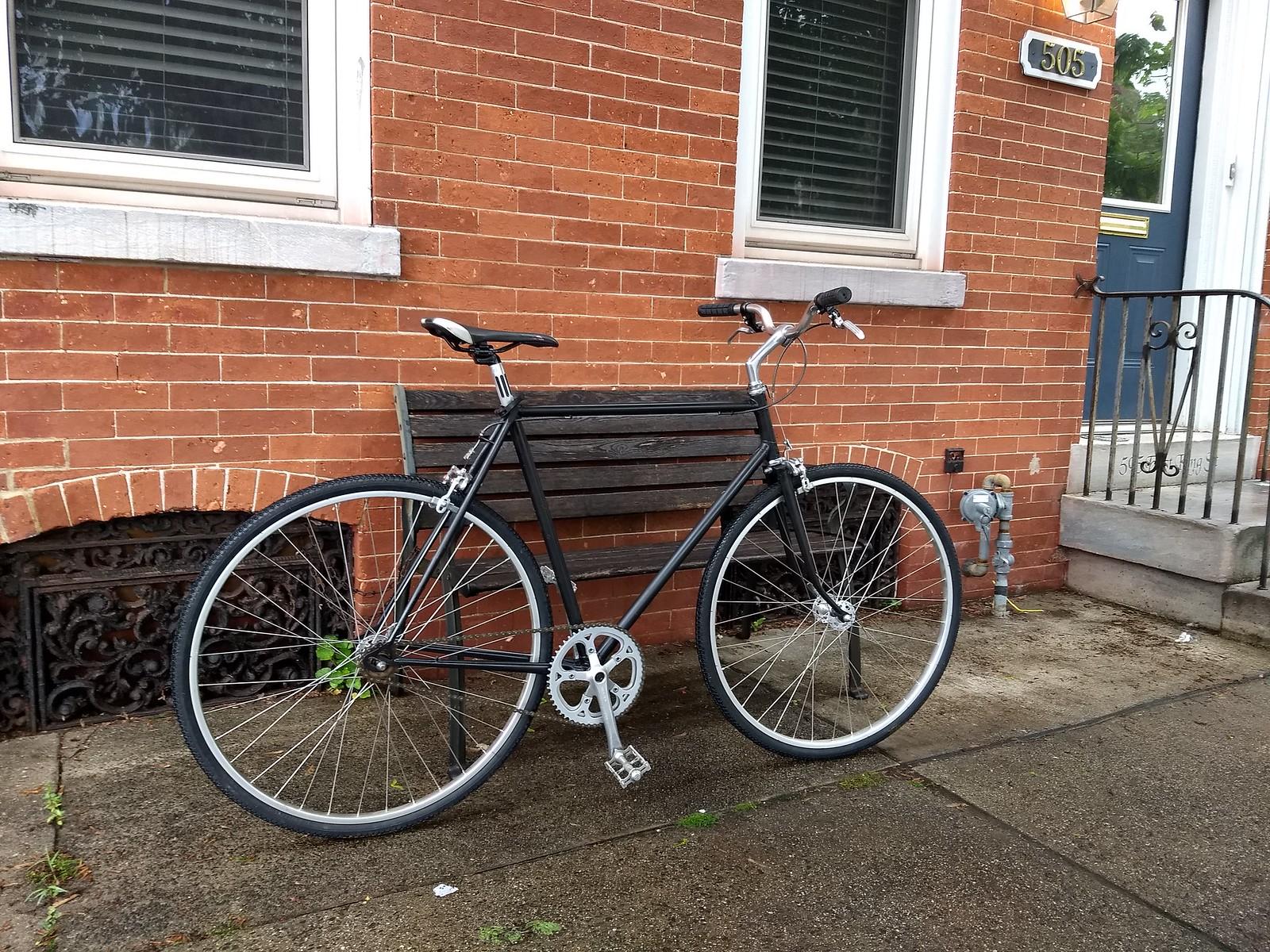 Reversed Chop & Flop Handlebar - Page 8 - Bike Forums