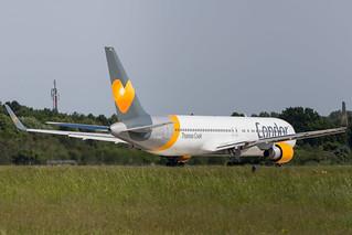 Condor Boeing 767-300WL D-ABUD