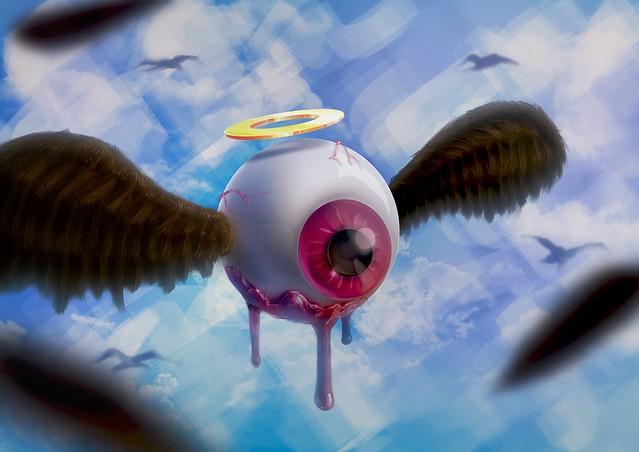 Flying Eye 2018 remake