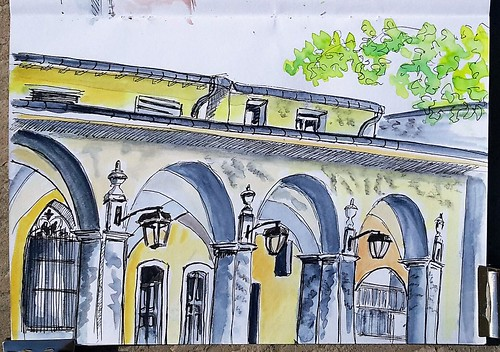 Sketchcrawl 59-Montluel-21 avril 2018 | by meinna38