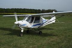G-CFAX Ikarus Comco C-42 (0712-6933) Popham 040514