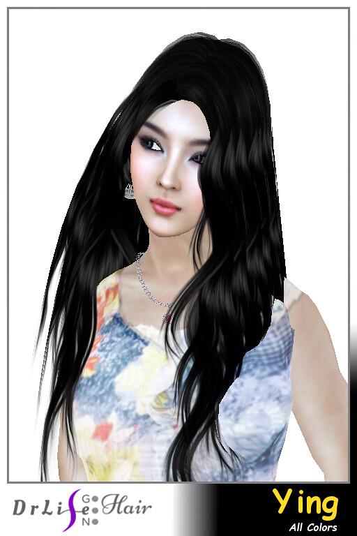 DrLifeGen3Hair Ying - TeleportHub.com Live!