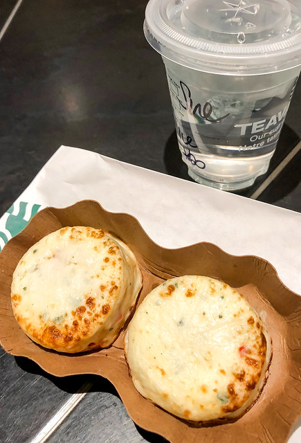 Product Review: Starbucks' Sous Vide Egg White & Red Pepper Egg Bites