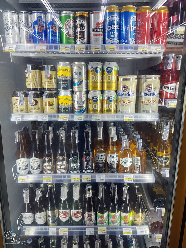family mart thailand beer