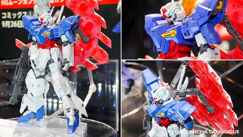 Shizuoka Hobby Show 2018 - HG Moon Gundam