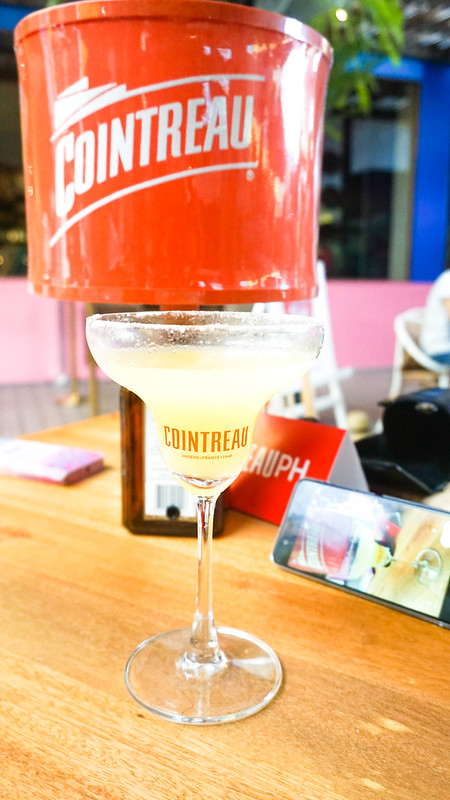 Margarita Loves Cointreau at the Island PH