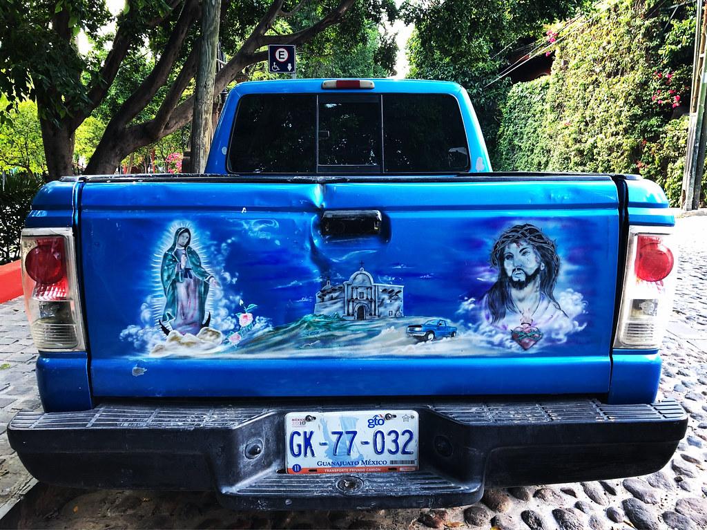 god bless my truck