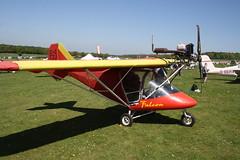 G-CCZJ Raj Hamsa X Air [BMAA HB 401] Popham 050518