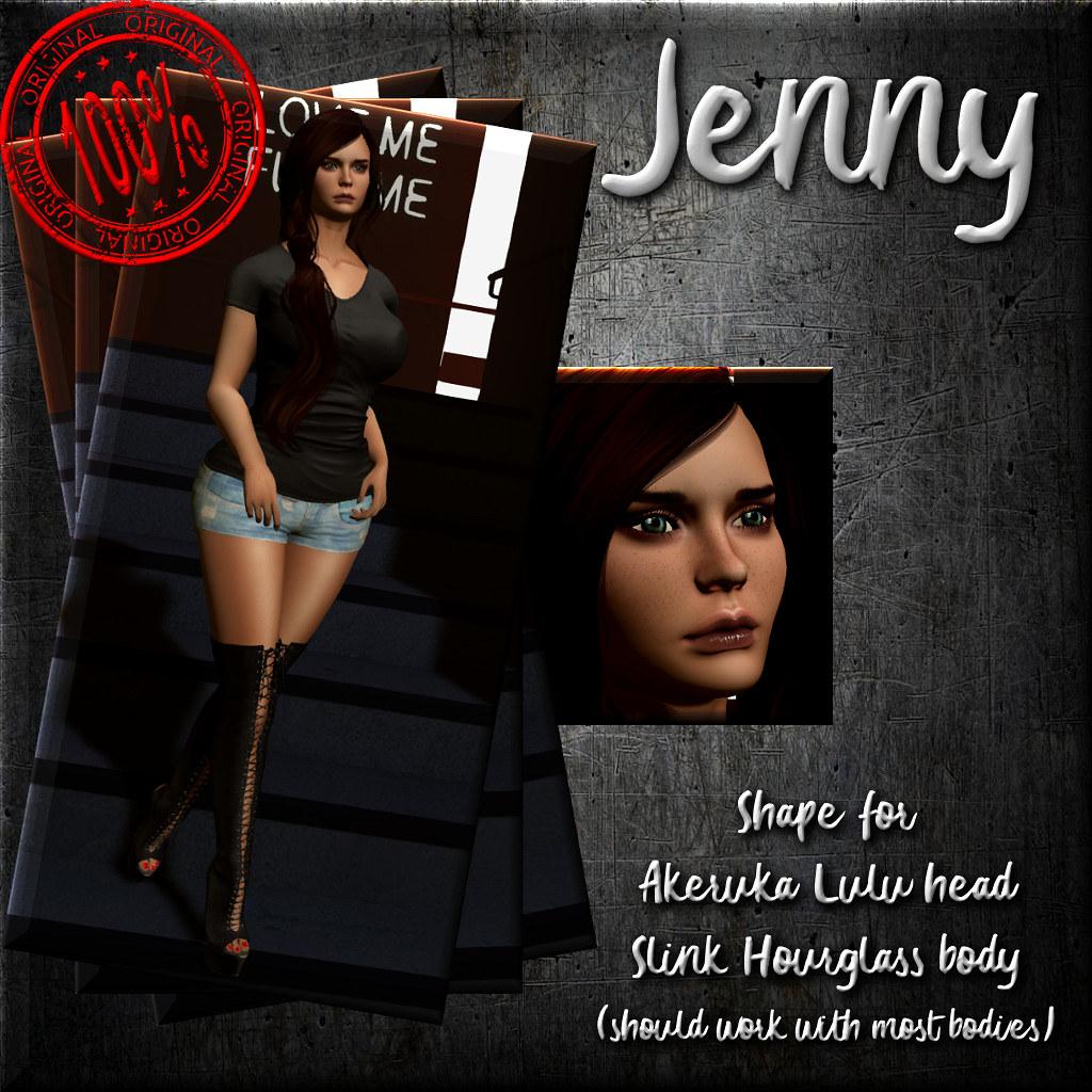 +FS+ Jenny Shape ad