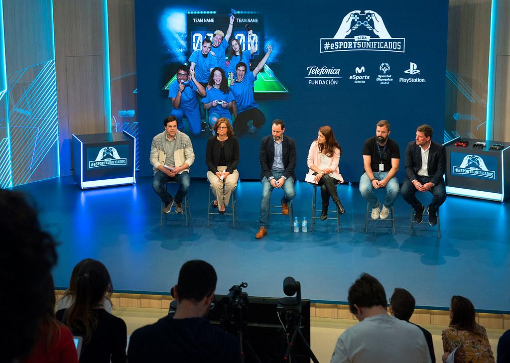 Presentación eSports Unificados 3