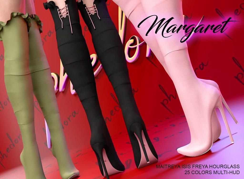"Phedora. for Kustom9- ""Margaret"" boots! ♥ - TeleportHub.com Live!"