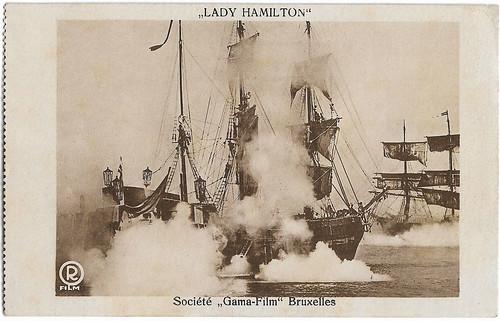 Lady Hamilton (1921)