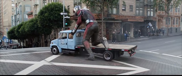 Ant-Man and the Wasp - Skateboard Truck