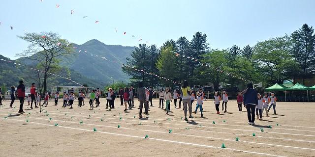 2018 화북초등학교 운동회 | 한마음 대축제