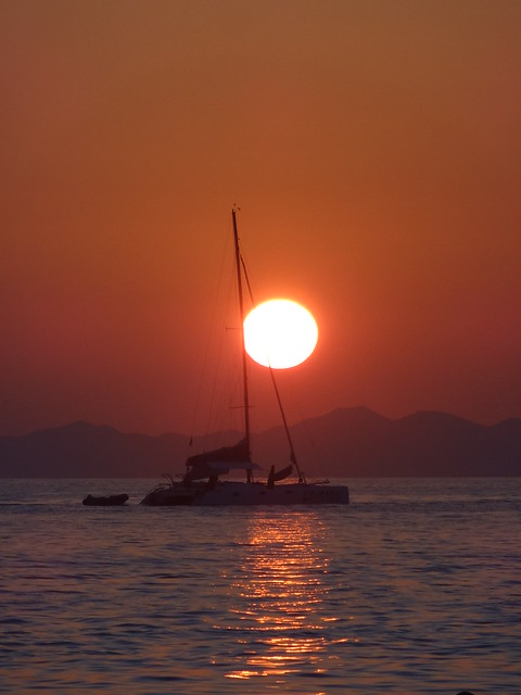 Ao Nang Sunset Orange