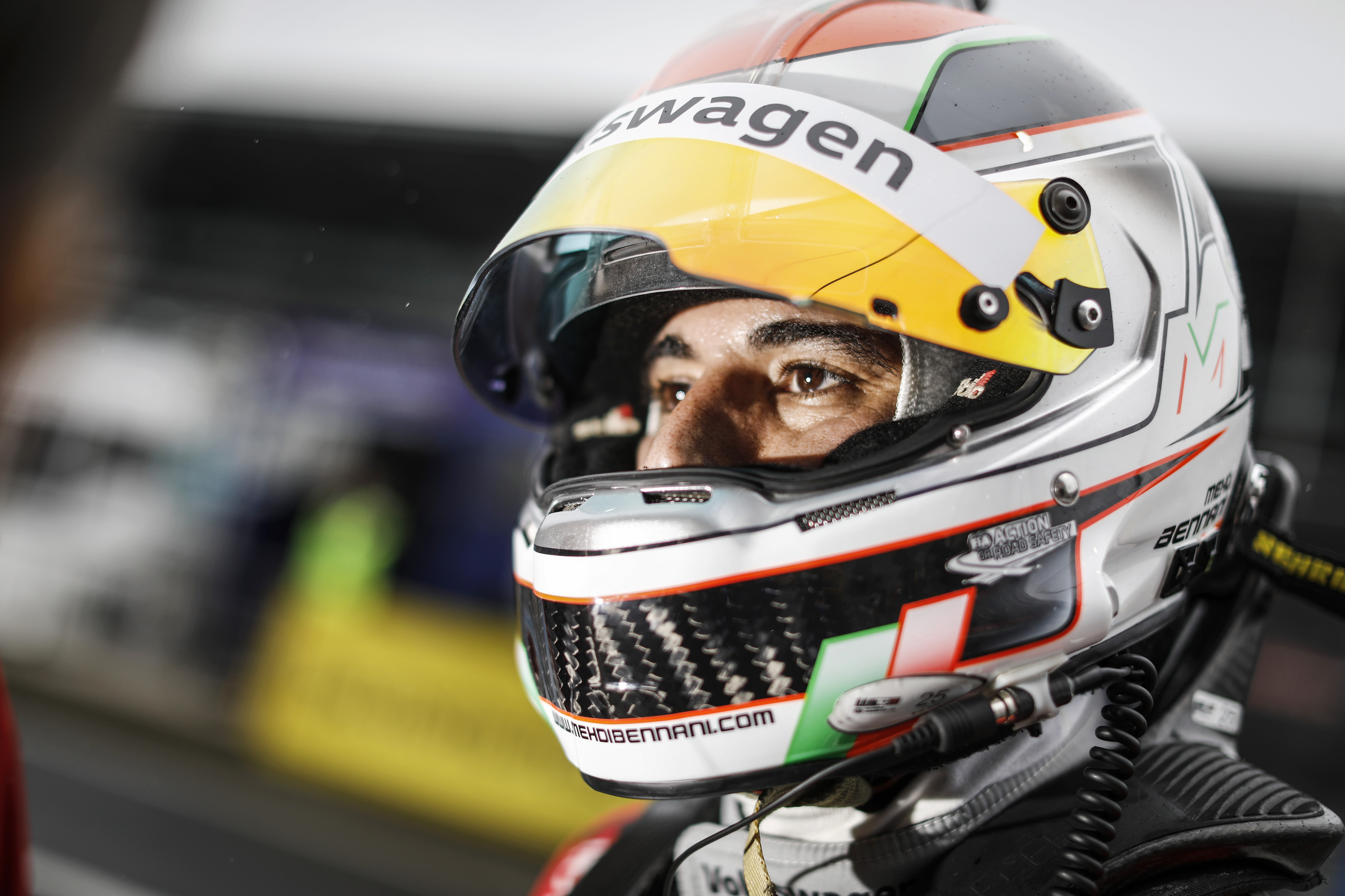 "WTCR racer Bennani relieved after ""biggest crash"""