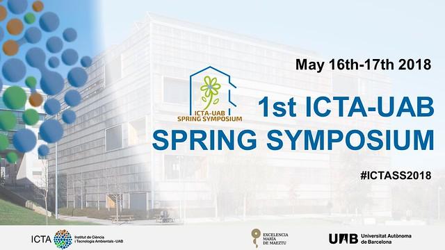 1st Spring Symposium