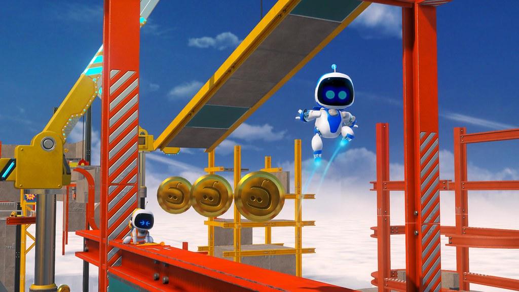 27316554017 b3aeb504e4 b - Erscheint demnächst für PS VR: Astro Bot Rescue Mission, von den Machern von The Playroom