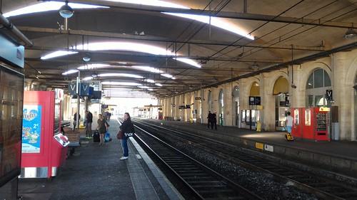 Gare de Nîmes - Nîmes, France
