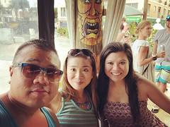 Tiki Bar Funday Sunday #johnnice #bacheloretteparty #bahamas