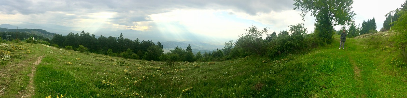 201705 - Balkans - View Above Kruševo - 50 of 101 - Krushevo, May 27, 2017