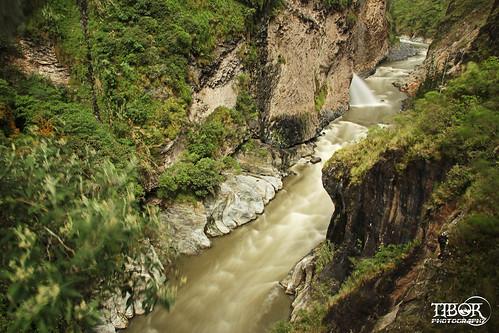 southamerica ecuador banos banosdeaguasanta river pastaza