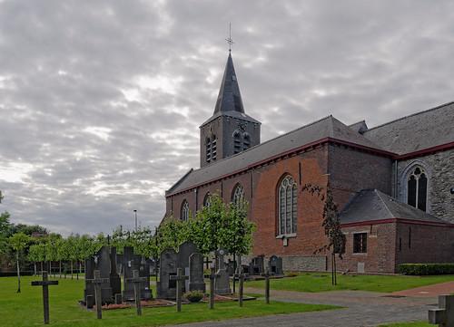 Vinkt,church new version with DxO 9.