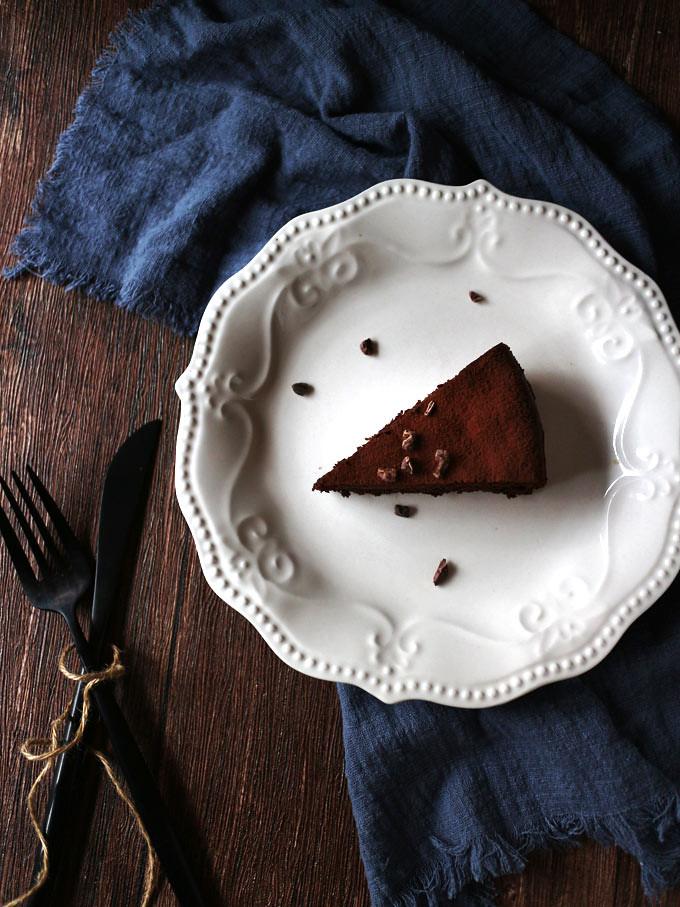 5 樣食材 濃郁法式巧克力蛋糕 fondant-au-chocolat-formage-blanc (9)