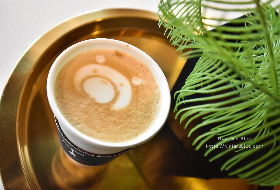 咖啡任務 台中最高咖啡館 夜景06